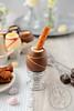 Oeufs coque au chocolat (sylvieaa) Tags: chocolat pâques fruitdelapassion paindépice trompeoeil mouillette fauxoeufs