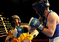 Will Santiago Vs Michael Devlin .  (23) (Copy) (Doug Minihane) Tags: ny newyork garda boxing fdny madisonsquaregardens