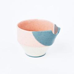 milk jug - dawn vachon (miyukim26) Tags: pink stilllife ceramic pottery speedlight onelight productphotography alienskin strobelighting nikond600 exposure7 dawnvachon miyukimardon godoxvingv850