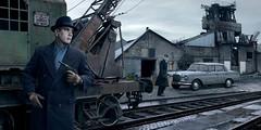 Marcel Lurat. (blaisearnold.net) Tags: train mercedes gun factory murder grue usine outlaw luger arme p08