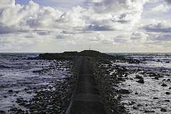 Camino al horizonte (torresgarciac) Tags: sol mar barco cielo nubes pesca oceano