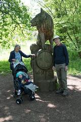DSC_6769 (aglet) Tags: john wolf arboretum bridget westonbirt freya scultpure 24120mmf4 nikond750