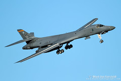 85-0088 (mvonraesfeld) Tags: red flag aircraft aviation military jet bomber usaf lancer 161 dyess b1b img9818