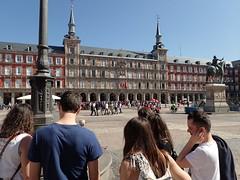 P5200003 (CharlieBro) Tags: madrid square spain espana piazza plazamayor spagna