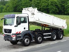 MAN TGS 35.440 (Vehicle Tim) Tags: man truck kipper bau fahrzeug tgs lkw