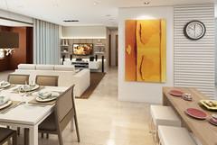 APARTAMENTO (domcio ferreira) Tags: art arquitetura cores design 3d arte interiores decorao quadros projetos telas maquetes