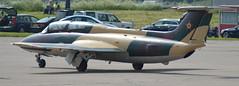Aero L-29 Delfin 66654 (lcfcian1) Tags: cold plane war jets airshow planes delfin aero coldwar aerodrome airday l29 bruntingthorpe coldwarjets bruntingthorpeaerodrome 66654 coldwarjets2016 bruntingthorpe2016 aerol29delfin66654
