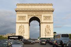 Arc de Triomphe (Tom van der Heijden) Tags: paris france frankrijk arcdetriomphe parijs placecharlesdegaulle