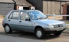 G32 KAV (1) (Nivek.Old.Gold) Tags: 1989 peugeot 205 grd 1769cc viltoncars