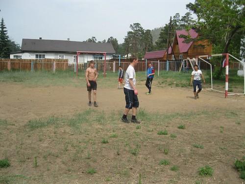 Футбольный матч - 08.06.2016
