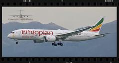 ET-AOS (EI-AMD Photos) Tags: airport photos aviation hong kong lap boeing airlines hkg kok chek ethiopian dreamliner 7878 vhhh eiamd etaos