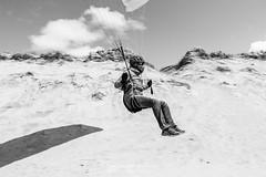 IMG_9170 (Laurent Merle) Tags: beach fly outdoor dune cte vol paragliding soaring ozone plage parapente atlantique ocan glisse littlecloud spiruline