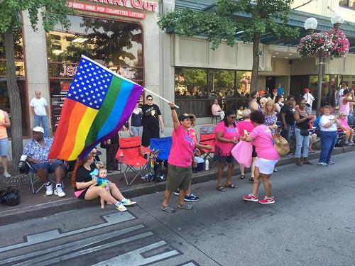 Columbus, OH Pride 2016