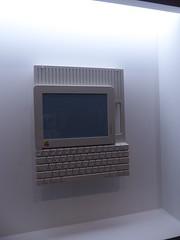 Hartmut Esslinger - Prototype for Apple Macintosh touch-screen tablet 1984 (c_nilsen) Tags: sanfrancisco california art apple museum digital sfmoma electronics digitalphoto mackintosh sanfranciscomuseumofmodernart hartmutesslinger
