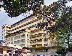 Gedung Sanbe Farma (BxHxTxCx) Tags: building office bandung kantor gedung