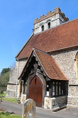 All Saints, Bisham (richardr) Tags: old uk greatbritain england building tower english heritage history church thames architecture river europe european unitedkingdom britain historic british berkshire europeanunion allsaints