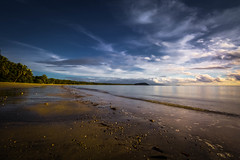 Early light over Four Mile Beach (dmunro100) Tags: sea sunrise canon eos dawn dof wideangle queensland f22 portdouglas tropics fnq fourmilebeach 60d canonefs1018mmf4556isstm