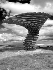 The Singing Ringing Tree, Crown Point, Burnley, Lancashire (SD 851289) [HDR Toning Applied] (Pigalle) Tags: uk greatbritain england sculpture tree liu singing wind unitedkingdom britain sd sound creativecommons gb crownpoint viewpoint pennine hdr highdynamicrange hdri ringing panopticon powered burnley tonkin attributionnoncommercialsharealike 8528 ccbyncsa lanacashire annaliu singingringingtree singingringing miketonkin sd8529 851289 sd851289