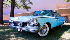 1959 Buick Electra (hz536n/George Thomas) Tags: summer copyright canon buick michigan canon5d nik flint carshow electra 2016 ef1740mmf4lusm cs5 sloanmuseum sloanmuseumautofair