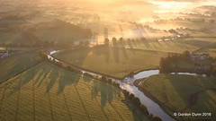 IMG_1186 (ppg_pelgis) Tags: ireland summer sunrise landscape flying northern ppg arial tyrone omagh notadrone