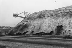 Iron Ore (frank formsache) Tags: industry crane oil maasvlakte europort