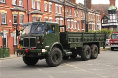 MkIII Mili' Cargo (ekawrecker) Tags: truck army lorry british hcvs ridgewayrun