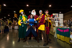 PS_81115 (Patcave) Tags: heroes con heroescon heroescon2016 2016 convention cosplay costumes cosplayers marvel dc portrait shoot shot canon 1740mm f4 lens patcave 5d3 northcarolina north carolina charlotte center indoors air conditioning