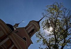 Sol de primavera... (svet.llum) Tags: primavera sol iglesia paisaje rusia mosc