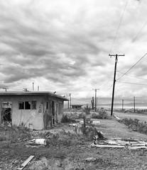 Holt Avenue (autobahn66.com) Tags: california sky abandoned clouds desert decay surreal saltonsea