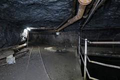 Gonzen Mine - Military Path (Kecko) Tags: underground geotagged army schweiz switzerland europe mine suisse swiss military kecko ostschweiz tunnel sg svizzera armee militr stollen 2016 militaer sargans bergwerk vild gonzen trbbach swissphoto wartau geo:lat=47073140 geo:lon=9448700 gonzenbergwerk