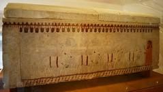 Polyphemus sarcophagus (orientalizing) Tags: museum escape sheep painted tomb cyprus cyclops sarcophagus odyssey archaeologicalmuseum odysseus westerncoast cyproarchaic polyphemos archaia reliefdecoration paphosregion blindedcyclops paleopaphos 7th6thcenturybc
