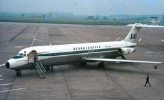DC9 GLASGOW 1971 (JimHughes229) Tags: show air hurricane navy royal f16 vulcan 1968 boeing pup phantom sas sopwith 737 provest britannia grumman icelandair f4j starfighter atalntique lightningdc9 junkersspitfire
