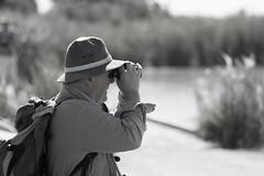 OBSERVATION...... (Elyane11) Tags: portrait pontdegau observation oiseaux photographe