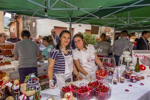 Campoli del Monte Taburno (BN), 2016, Festa della ciliegia.