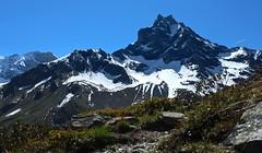le Besso (bulbocode909) Tags: nature suisse vert bleu neige paysages valais montagnes zinal besso