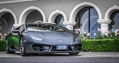 Lamborghini (wigerl) Tags: auto light italy black green austria licht sterreich europa europe italia fuji foto krnten carinthia lamborghini supersport lambo velden sportwagentreffen fujixt1 fujixc18135mm