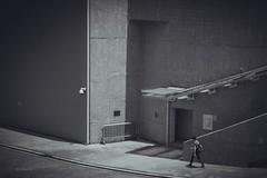 Hong Kong (Photo Alan) Tags: street shadow people wall hongkong streetphotography shadowplay