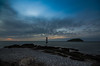 (Glen Parry Photography) Tags: nikon d7000 sigma sigma1020mm glenparryphotography longexposure sea coast coastline beach penmon anglesey sky rocks light northwales wales night nightphotography