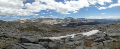 View to northeast from Post Peak Pass (kennsrempel) Tags: anseladamswilderness