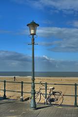 Am Meer (1) (Spinnerelschen) Tags: holland strand meer
