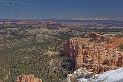 Bryce Canyon South Western Utah  20 (Largeguy1) Tags: blue sky mountains clouds landscape utah south canyon western bryce approved