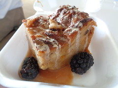 Bread Pudding, Chef Ron's Gumbo Stop (Deep Fried Kudzu) Tags: bread louisiana pudding stop chef rons gumbo metairie