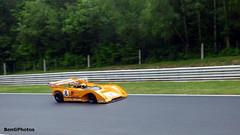 1972 McLaren M8F (BenGPhotos) Tags: orange classic chevrolet sports car sport festival race andrew racing historic mclaren prototype british motor hatch masters 50 1972 brands motorsport autosport canam 2016 m8f newall