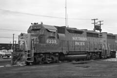 Divisible by Three (GRNDMND) Tags: trains railroads southernpacific espee sp locomotive emd gp35e rebuild phoenix arizona