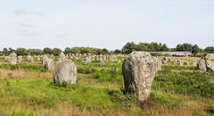 carnac (m-g-c photographie) Tags: old panorama france nature rock stone landscape roc photo brittany europe outdoor ngc bretagne breizh mgc paysage rocher roche ancien alignment carnac dehors alignement menhir exterieur alignementdecarnac extrieur