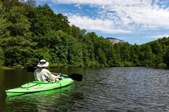 Lake Oolenoy Kayaking-14 (RandomConnections) Tags: us unitedstates southcarolina kayaking paddling pickens pickenscounty lakeoolenoy tablerockstatepark knobhistorical