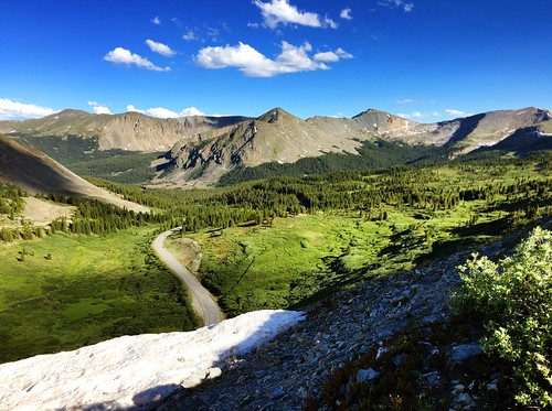 View from Cottonwood Pass, Colorado by Wesley Fryer, on Flickr