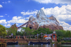 Expedition Everest - Disney's Animal Kingdom (J.L. Ramsaur Photography) Tags: sky clouds photography photo nikon asia florida engineering bluesky pic disney disneyworld photograph rollercoaster thesouth orangecounty waltdisneyworld yeti magical hdr himalayas animalkingdom waltdisney expeditioneverest thrillride whiteclouds engineeringasart centralflorida beautifulsky happiestplaceonearth 2016 imagineering photomatix lakebuenavistafl deepbluesky waltdisneyworldresort bracketed skyabove wheredreamscometrue hdrphotomatix ofandbyengineers hdrimaging ibeauty hdraddicted allskyandclouds tennesseephotographer southernphotography screamofthephotographer hdrvillage engineeringisart disneysanimalkingdom jlrphotography photographyforgod worldhdr d7200 hdrrighthererightnow engineerswithcameras hdrworlds jlramsaurphotography nikond7200 disneyshimalayanmountains asiaportionofdisneysanimalkingdom
