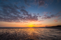 Aberavon Sunset (jay4000) Tags: sunset sky beach wales canon eos 1022mm hdr aberavon photomatix 650d
