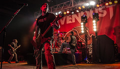 Sevendust-John Connolly, Clint Lowery, Vince Hornsby & Morgan Rose (J. Wingate) Tags: blue red people music white black green rose yellow festival musicians john witherspoon photography concert texas tour purple rockstar live mosh vince photographers pit event april concerts clint morgan christi superstar corpus rockstars hornsby 27th sevendust superstars wingate connolly lowery lajon soundcheck411com